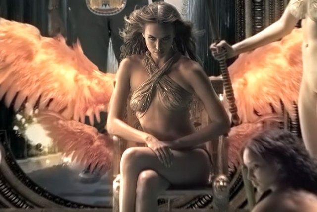 irina shayk power