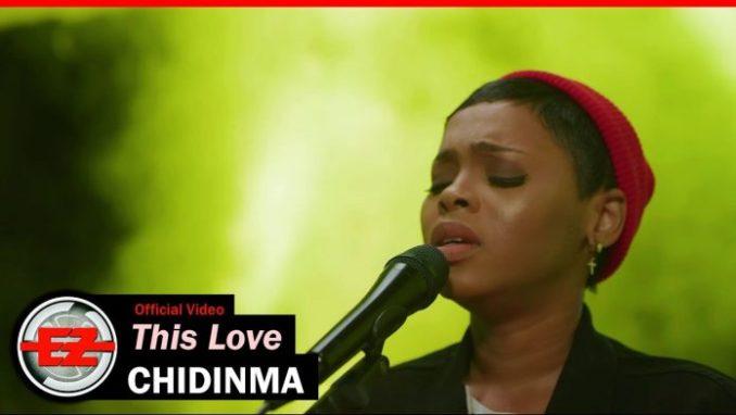 Chidinma This Love Video
