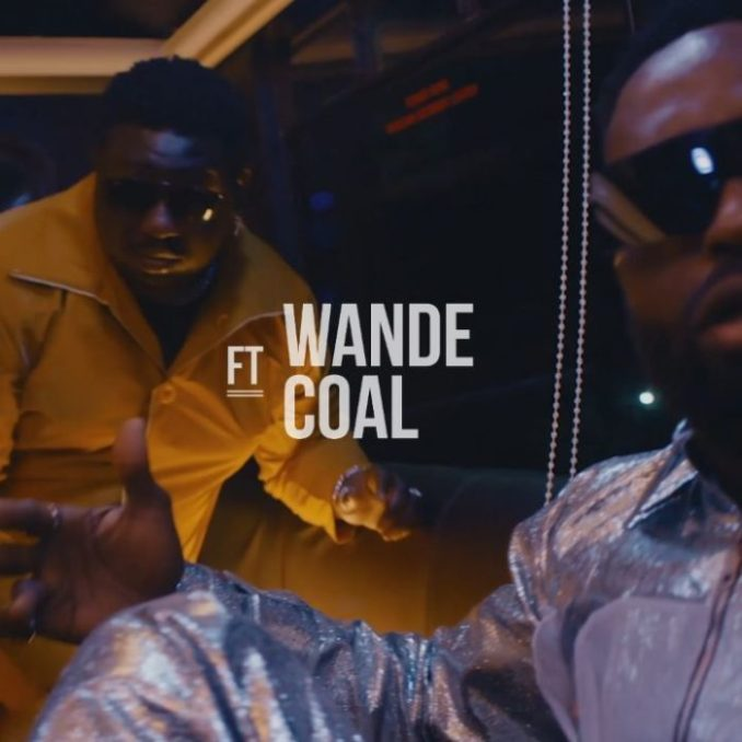 DJ Neptune Music Messiah Wande Coal