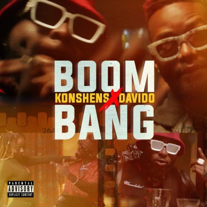 Konshens x Davido – Boom Bang