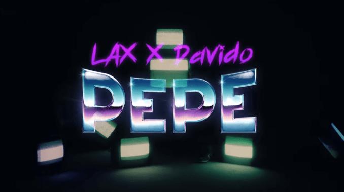 L.A.X Pepe Davido Video