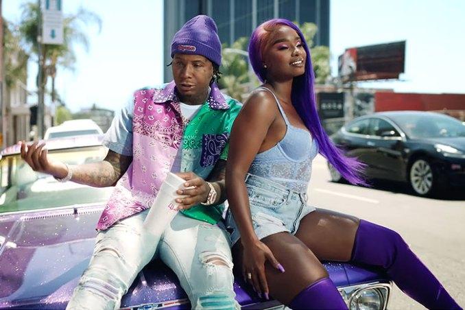 Moneybagg Yo Wockesha Lil Wayne