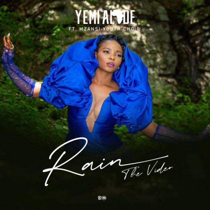 Yemi Alade Rain Mzansi Youth Choir