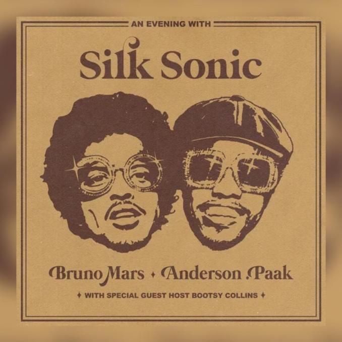 Silk Sonic Skate