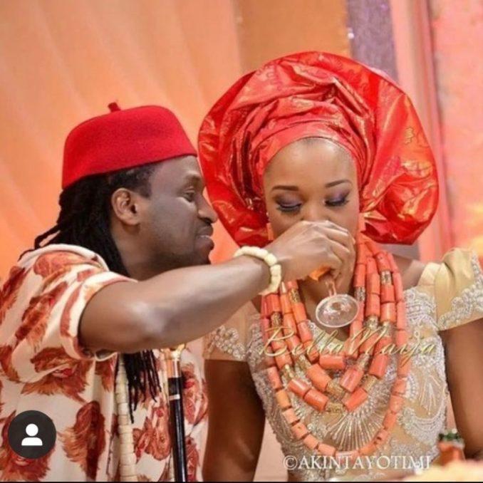 Rudeboy Anita Okoye