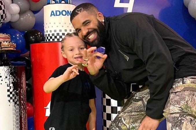 Adonis Drake Birthday