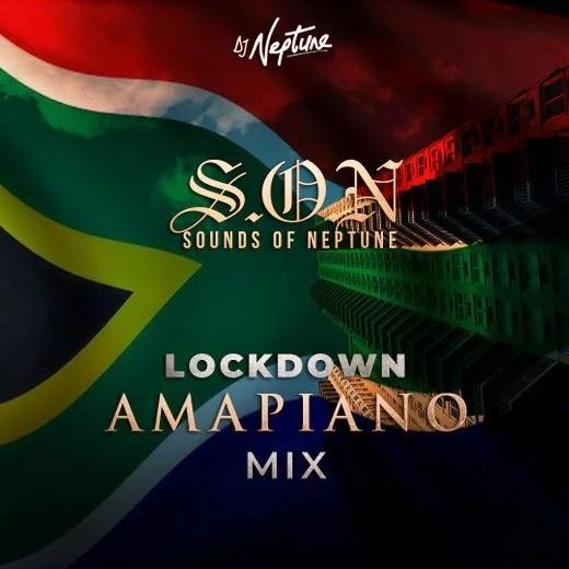"DJ Neptune ""Lockdown Mix tape"""