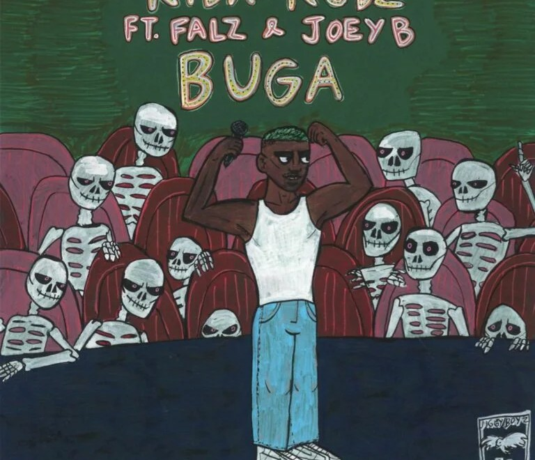 Kida Kudz – BUGA Ft. Falz X Joey B Audio Download