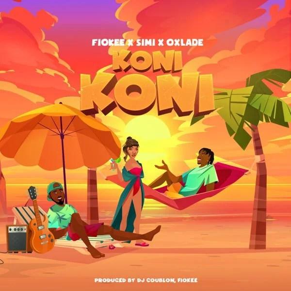 Fiokee – Koni Koni Ft. Simi & Oxlade Download Free