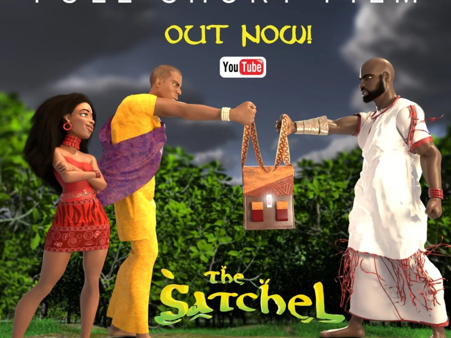 Nissi Launches ''The Satchel'' Stunning New 3d Afro-Anime Project.