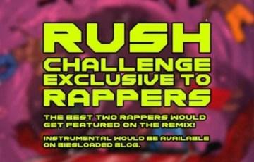 Bella Shmurda Begins RushRappersChallenge | See How to Participate