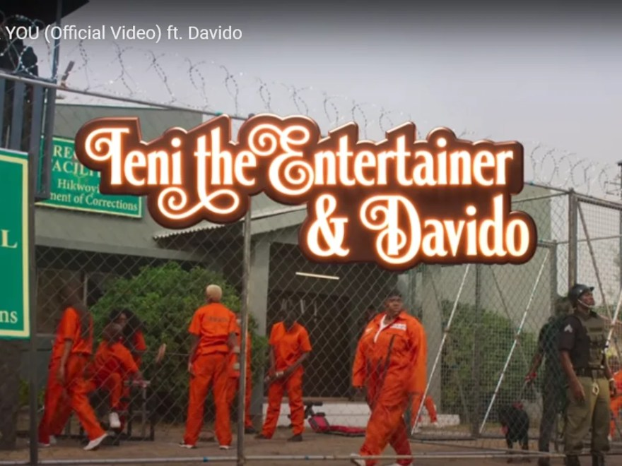 MP4 Download Teni Ft. Davido – For You Video + Lyrics
