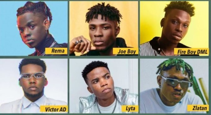 """Breaking!! Rema wins The """"Next Rated"""" Headies Award Ahead Of Zlatan (Well deserved or Ojoro)"""