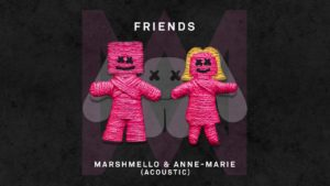 Download mp3: Marshmello - Friends ft. Anne-Marie