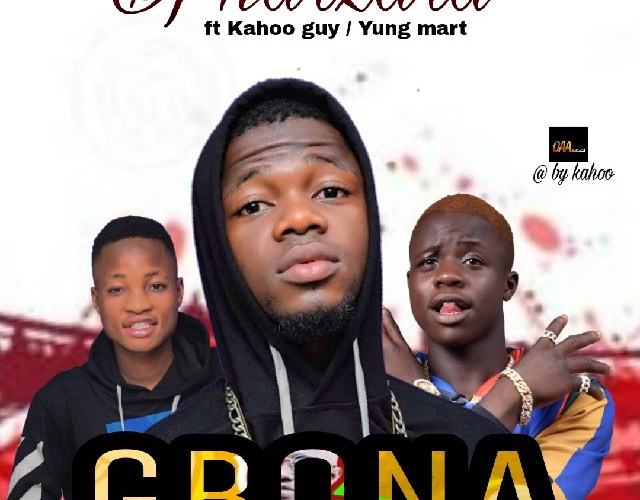 "[Music] Dj Hazard Ft. Yung Mart & Kahoo Guy- ""Gbona"""