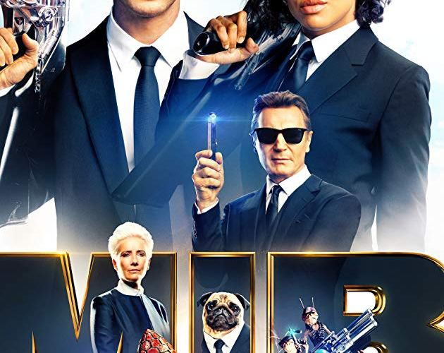 [Movie] Men In Black International (MIB) 2019
