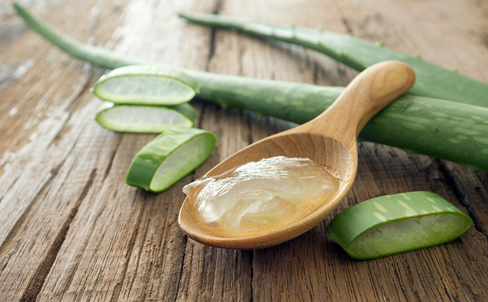 Aloe vera, sen, cáscara sagrada y fucus para el estreñimiento
