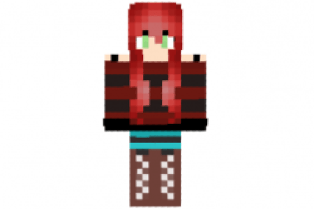Famous Minecraft Youtubers Skins Path Decorations Pictures Full - Skins para minecraft pe de kirito