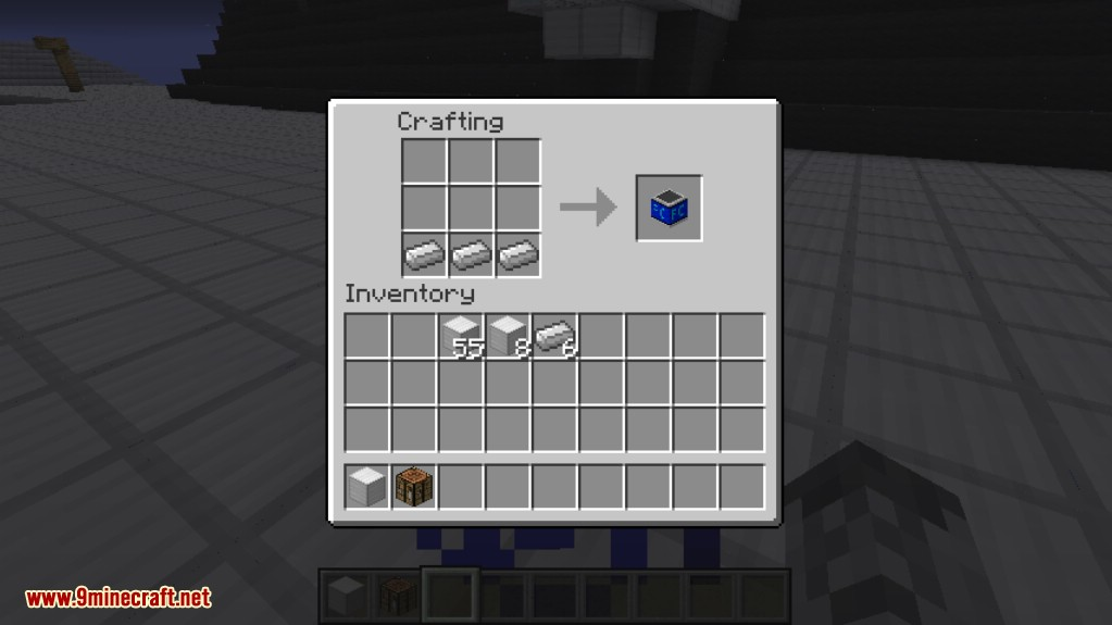 Crafting Flans Mod Guide Plane