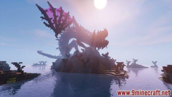 Mapa Rhaegos Tyth Dragon Para Minecraft 1.12.2 e 1.11.2