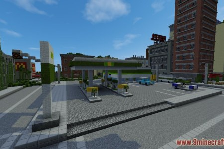 minecraft destroyed city map » Path Decorations Pictures | Full Path ...