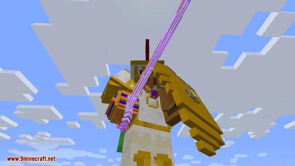 Minecraft Mod 1 Divine 6 Rpg 2