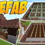 Prefab Mod 1 16 4 1 15 2 Prefabricated Building 9minecraft Net