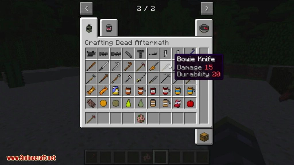 Crafting Dead Mod 164 Survive The Zombie Apocalypse