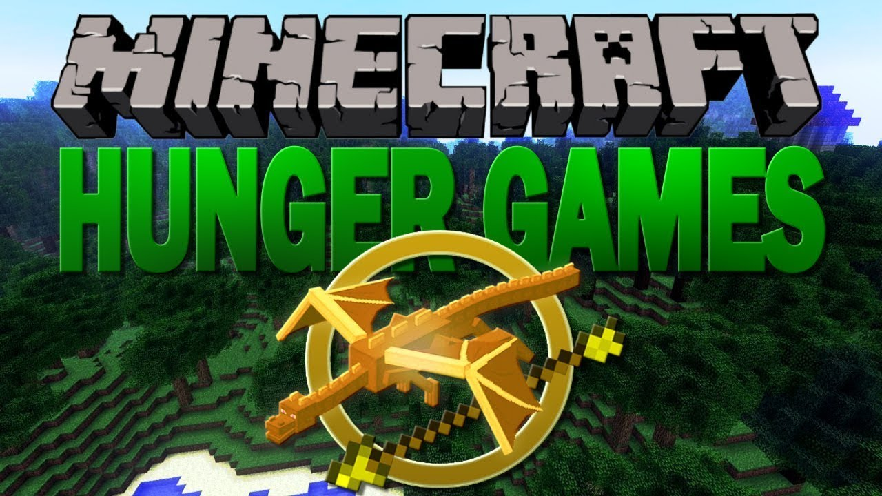 Hunger Games Map 1 12 2 1 11 2 for Minecraft   9Minecraft Net Hunger Games Map Thumbnail