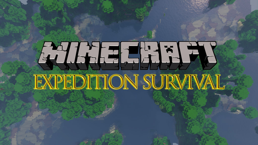 Expedition Survival Map 1122112 For Minecraft