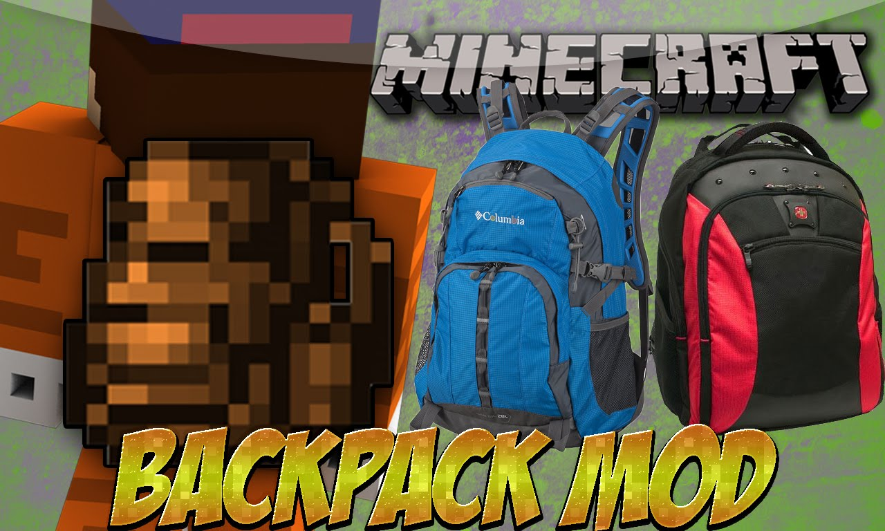Useful Backpacks Mod 11321122 Need More Inventory Storage