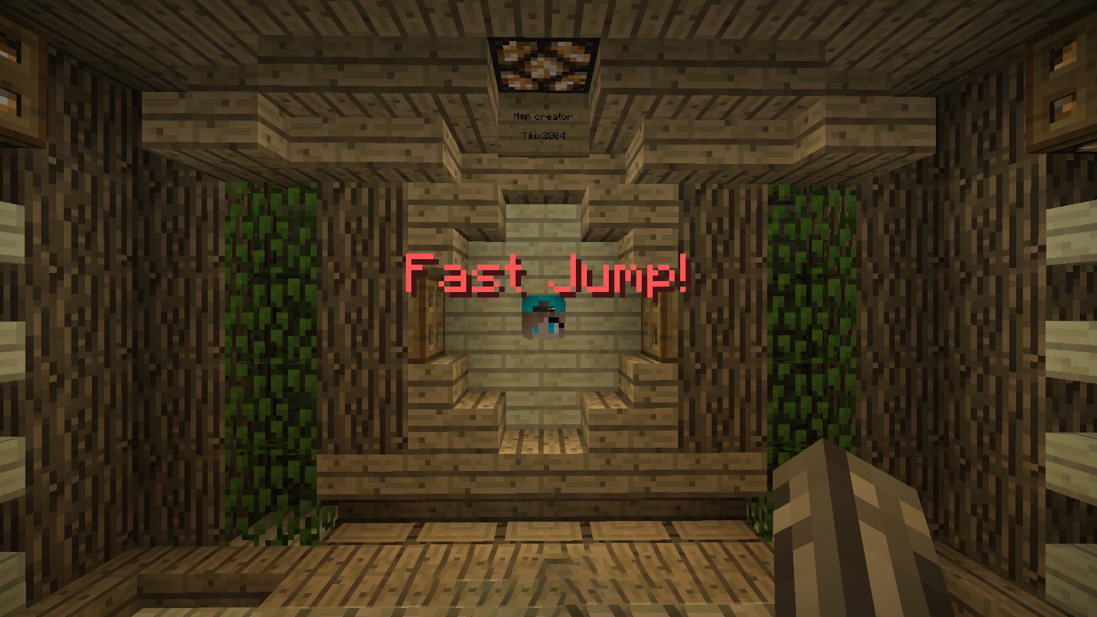 Fast Jump Map 1131113 For Minecraft