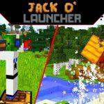 Jack O Launcher Mod 1 14 4 1 12 2 Portable Explosive Jack O Lantern Launcher 9minecraft Net