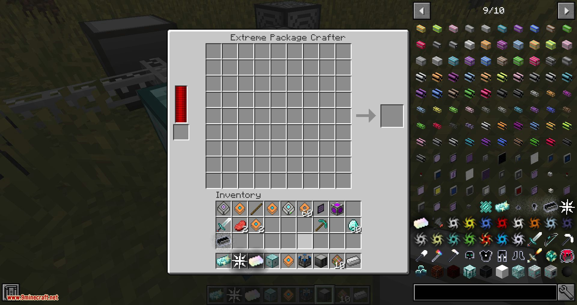 Packagedavaritia Mod 1 12 2 Extreme Crafting Packaged