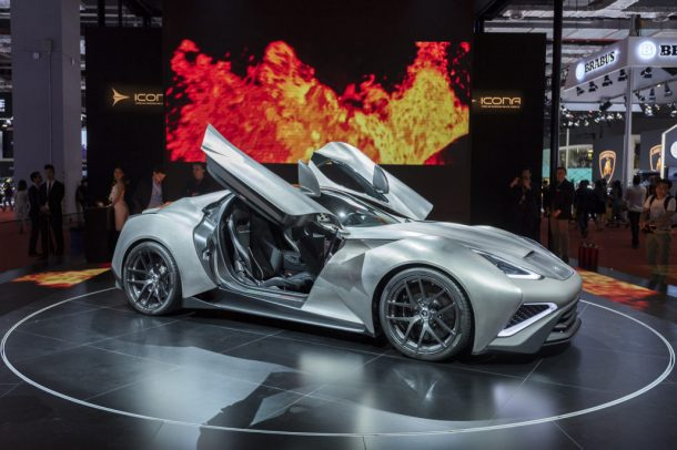 World's First Supercar Made Of Titanium That Can Hit 220 Mph