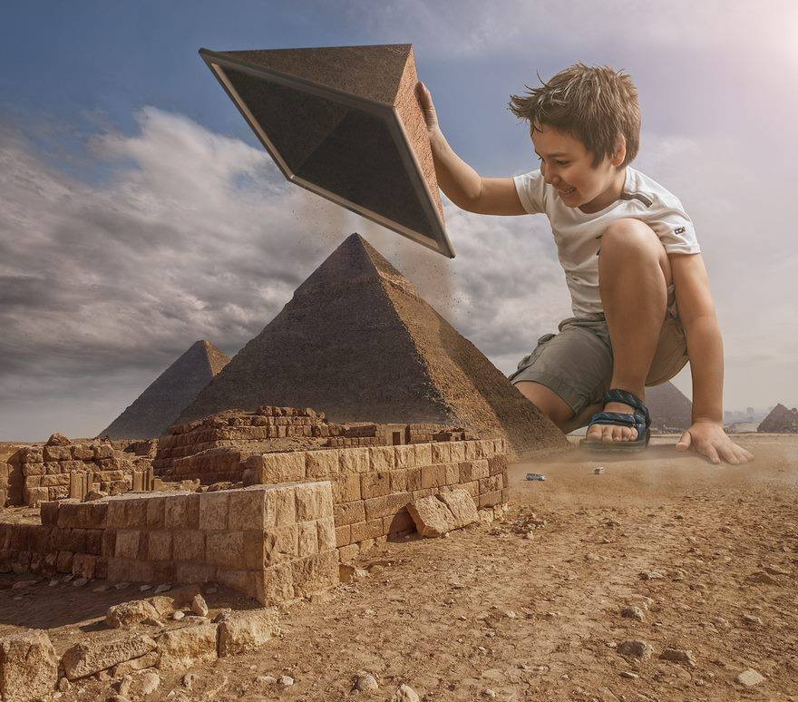 Dad-Photoshops-His-Son-Into-Epic-Scenarios-Using-His-Expert-Manipulation-Skills-Main-pyramid