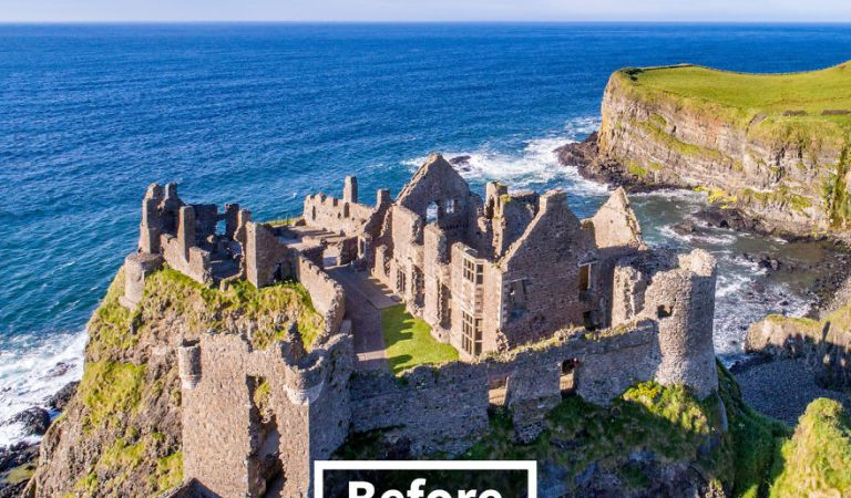 This Is How These 6 Castles Across The UK Looked Before Falling Into Disrepair