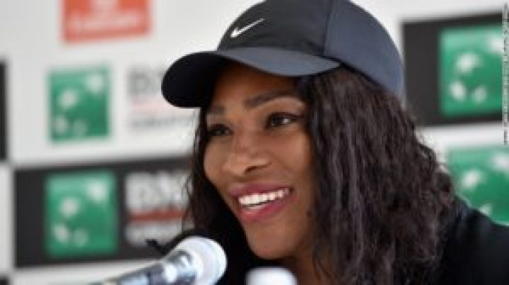Serena Williams is being tipped to clinch a fourth Roland Garros triumph. - (9News Nigeria