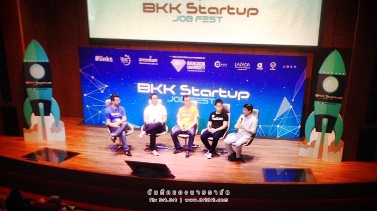 Seminar BKK Startup