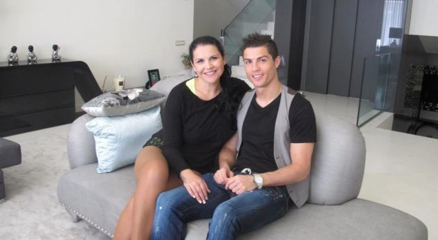 Photo: Ronaldo 'angry' with his sister, ex-boyfriend is the reason