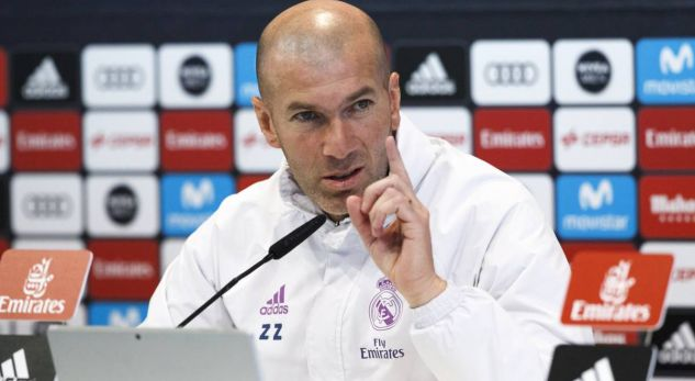 Zidane: Happy with win, but…