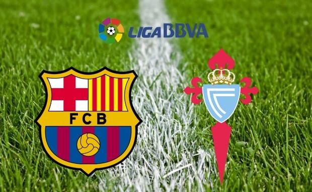برشلونة وسيلتافيجو بث مباشر