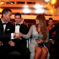 The reason why Ronaldo wasn't at Messi's wedding!