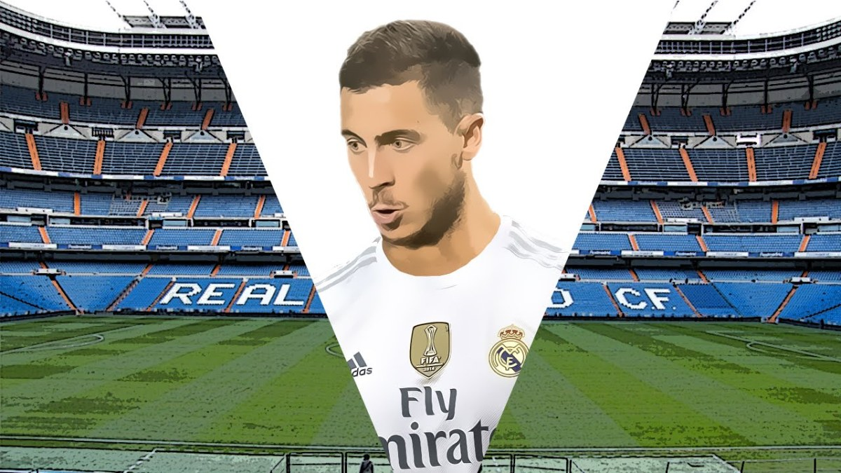 'Buy a white shirt!' - Hazard hints at Real Madrid move once again