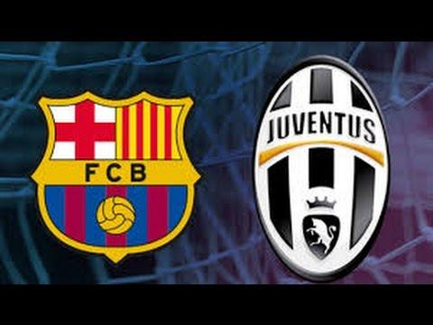 Half-time: Barcelona vs Juventus 0-0! Barcelona one step