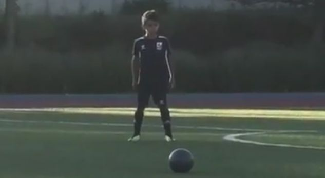 WATCH: Ronaldo Jr impresses for Juve (VIDEO)