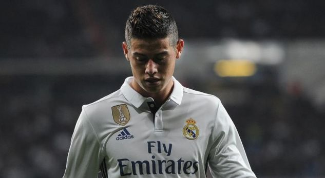 James Rodriguez shrugs off Ronaldo comments and Real Madrid return talk