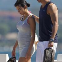 Cristiano Ronaldo's girlfriend Georgina Rodriguez 'five months pregnant with baby girl'