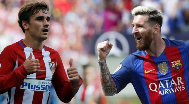 Messi blocks Griezmann's transfer to Barcelona, wants Argentinian star