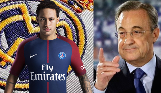 Neymar names three demands to join Real Madrid